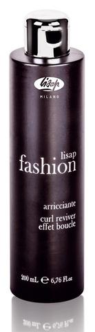 Крем для волос для подчеркивания кудрей - Lisap Fashion Curl Reviver