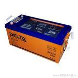 Аккумулятор Delta GEL 12-200  ( 12V 200Ah / 12В 200Ач ) - фотография