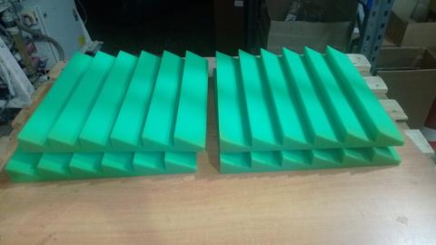 Акустический поролон Echoton Aura 450 (4шт) зеленый