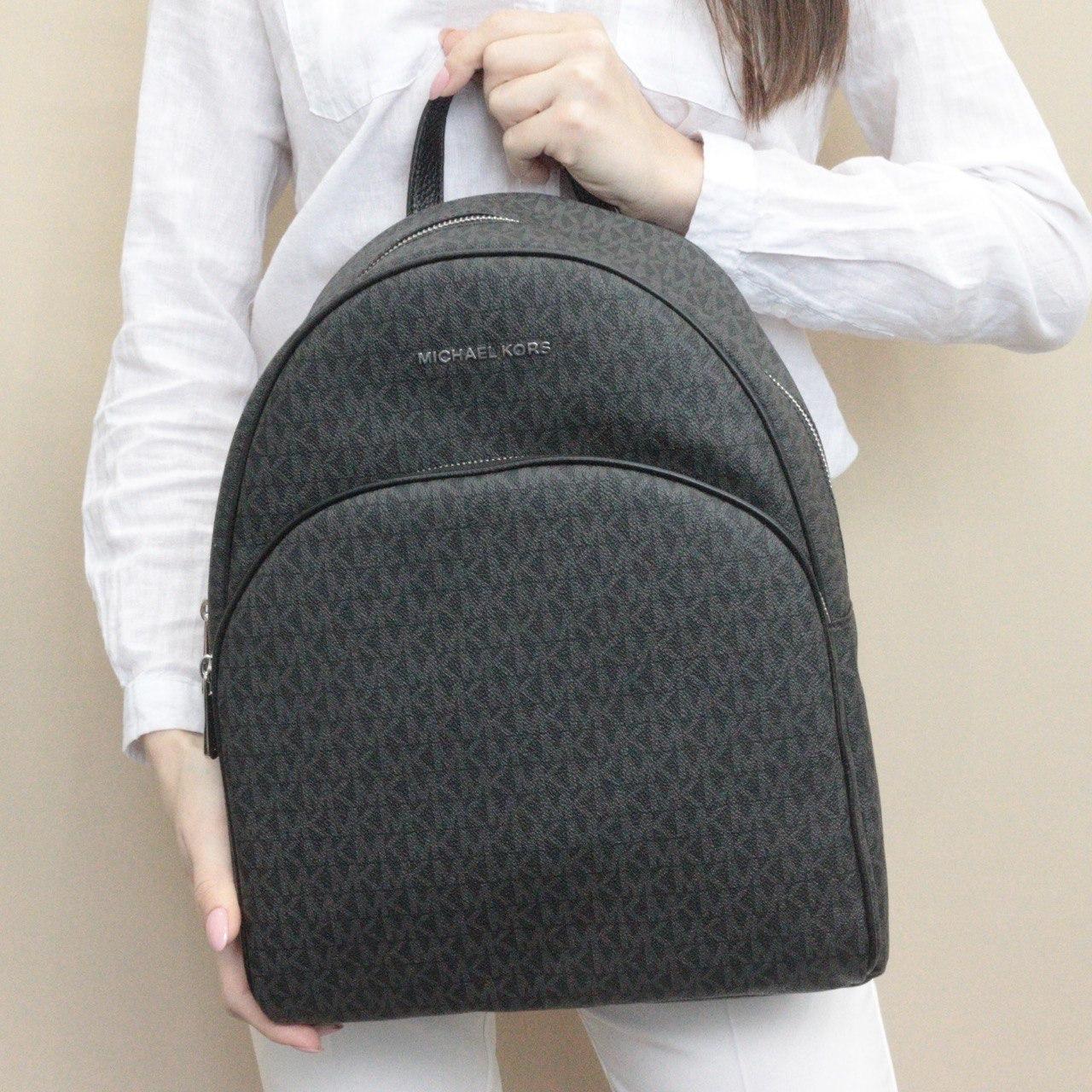 Рюкзак Michael Kors ABBEY LG Backpack мужской