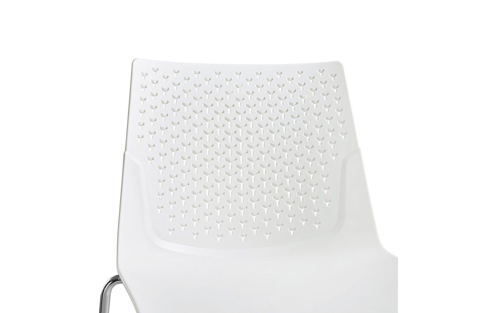 Стул FX-01 WHITE (белый)