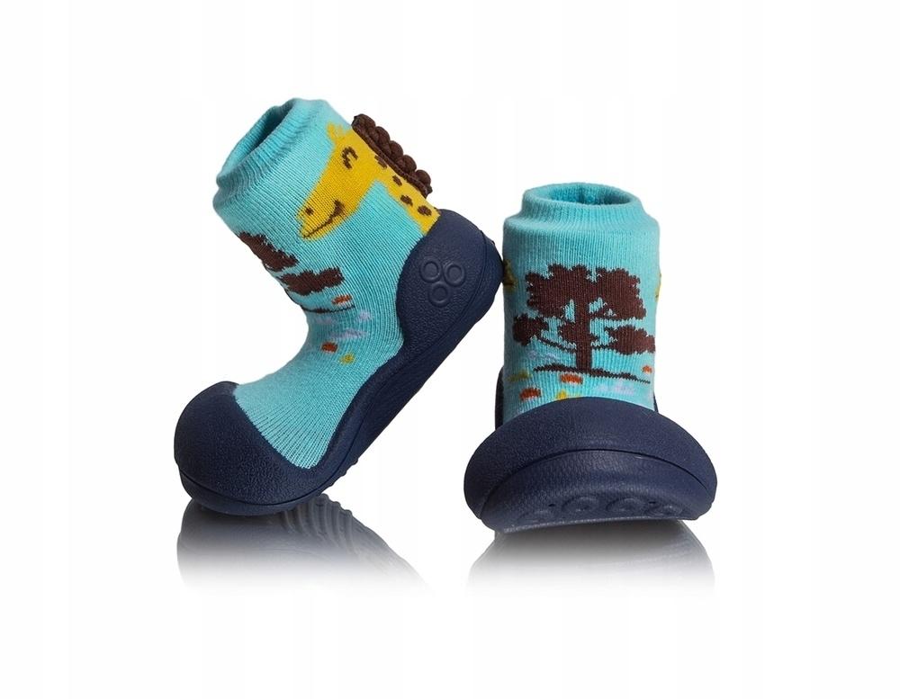 Детская обувь, ботинки марки Attipas Giraffe