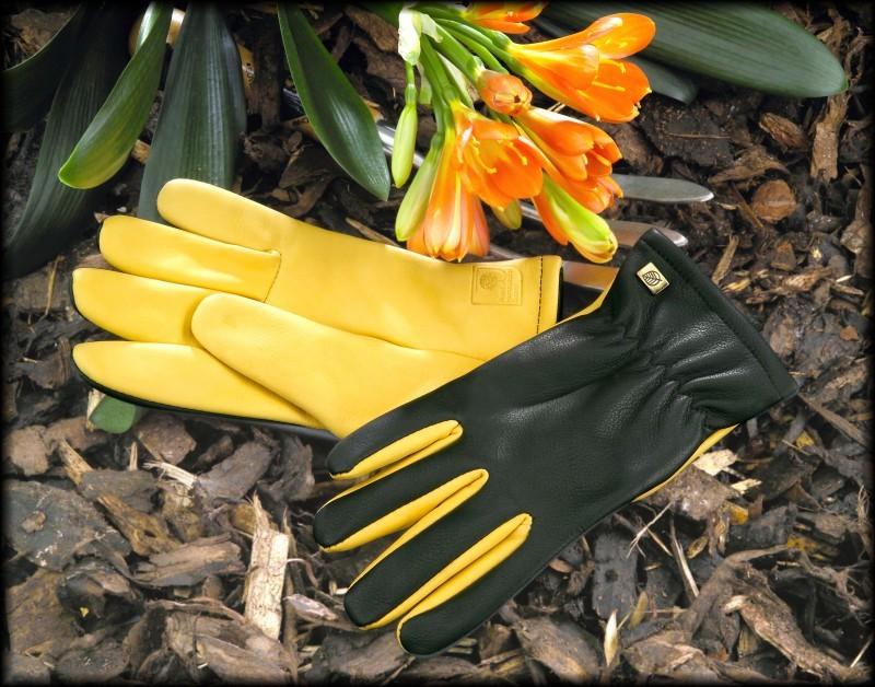 """Садовые перчатки GOLD LEAF """"DRY TOUCH"""""""