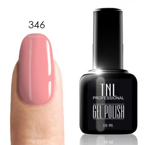 TNL Classic TNL, Гель-лак № 346 - нежный возраст (10 мл) 346.jpg