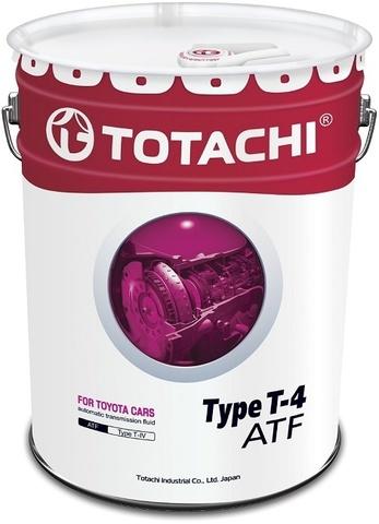 ATF Type T-IV TOTACHI масло трансмиссионное для АКПП Toyota / Lexus / Daihatsu / Scion (60 Литров)