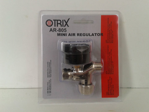 OTRIX AR 805 регулятор давления с манометром
