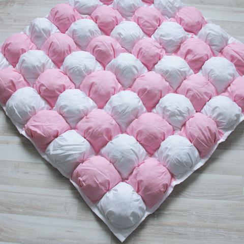 Игровой коврик Бомбон Pink розовый