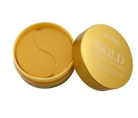 *Гидрогель патчи для глаз омоложение и лифтинг (Beauty Cosmetic/Collagen & Gold Hydrogel Eye Patch/60шт/030552)