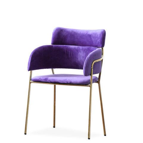 Стул-кресло Sophia by Light Room (фиолетовый)