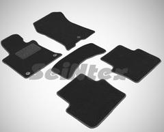 Ворсовые коврики LUX для ACURA TLX 2.4 (с 2014 г.в.)