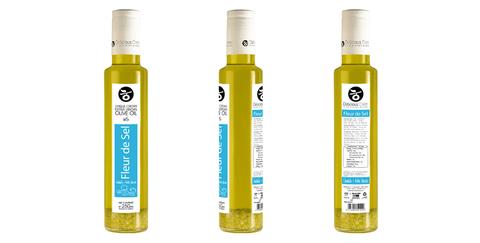 Оливковое масло с морской солью Delicious Crete 250 мл