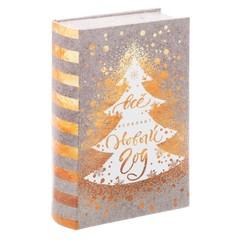 Коробка-книга подарочная «Все исполнит Новый Год», 11 х 18 х 4,5 см