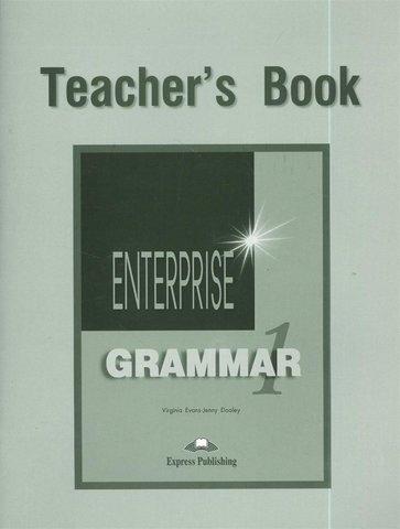 Enterprise 2. Grammar Book. (Teacher's). Beginner. Грамматический справочник