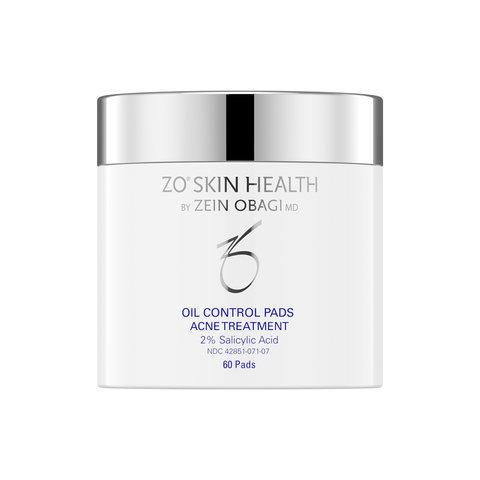 Салфетки для контроля за секрецией себума Oil Control pads ZO Skin Health BY Zein Obagi, 60 шт