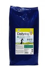 Сухой корм DailyDog Puppy Medium Breed для щенков средних пород с курицей и рисом 20 кг