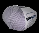 Пряжа Lana Gatto Maxi Soft 12504 светло-серый