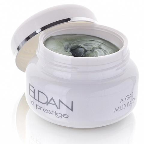 Eldan Algae mud pack, Грязевая маска с водорослями, 100 мл.