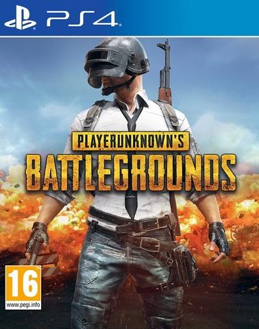 PS4 PLAYERUNKNOWN'S BATTLEGROUNDS (русская версия)