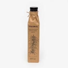 TRAWA,Масло сыродавленное конопляное, 250мл