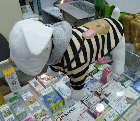 Tianchong костюм флисовый (заяц)