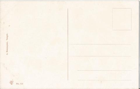 A. Benzaquen. Tanger
