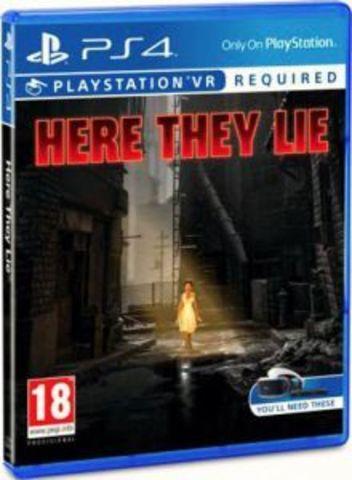 PS4 Что скрывает тьма (только для VR, русская версия)