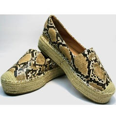 Эспадрильи Lily shoes Q38snake.