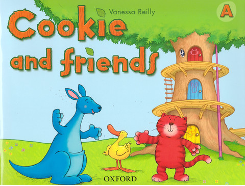 Cookie and Friends A: Classbook