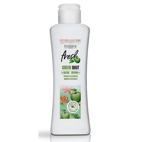 Бальзам для волос Green Shot Biokera Fresh