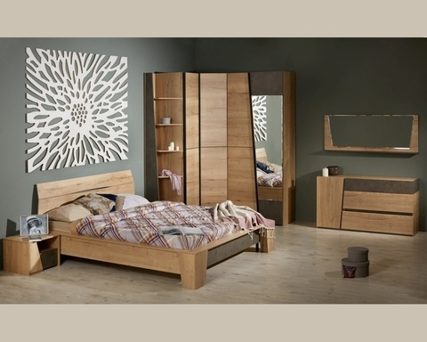 Спальня модульная СТРЕЗА-3
