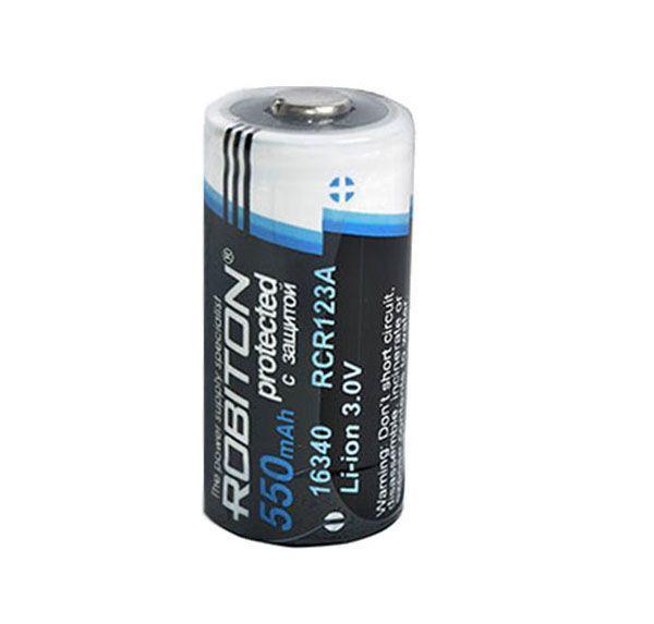 аккумулятор Robiton Li-ion 16340-3.0 550mAh