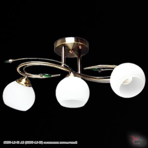 60895-6.3-03 AB (68095-6.3-03) светильник потолочный