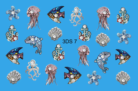3DS Rhinestones 7