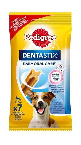 Pedigree DentaStix лакомство для собак мелких пород 110 г
