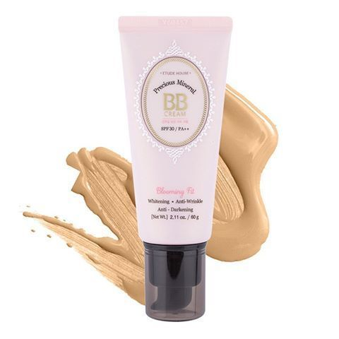Etude House Precious Mineral BB Cream Blooming Fit 02