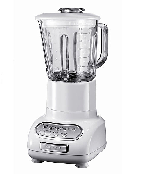 Блендер KitchenAid Artisan 5KSB555EWH, белый
