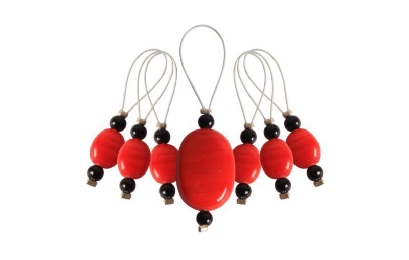 KnitPro Маркеры для вязания Tangerine (7 шт.) 10934