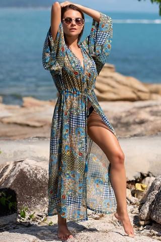 Халат Liguria 8823 Mia-Amore