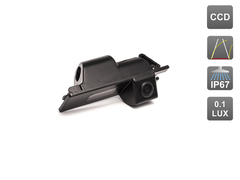 Камера заднего вида для Hummer H3 Avis AVS326CPR (#068)