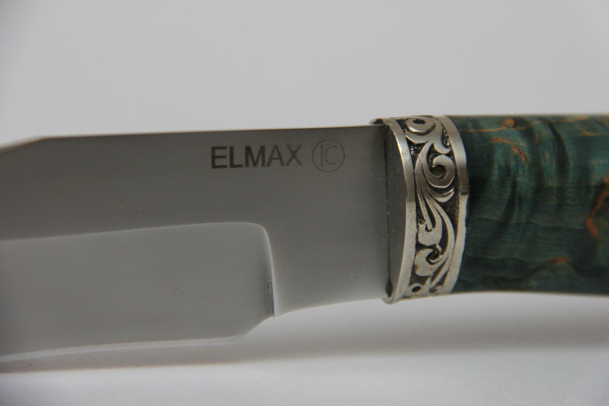 Нож от мастерской Князевых - фотография