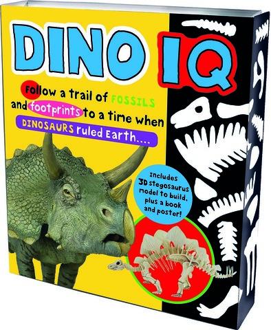 Smart Kids Dino Iq : Iq Box Sets
