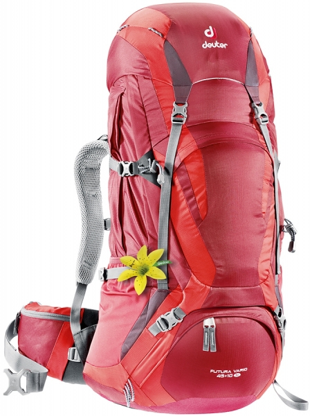 Туристические рюкзаки легкие Рюкзак женский Deuter Futura Vario 45+10 SL 900x600_5142_FuturaVario45plus10SL_5560_14.jpg