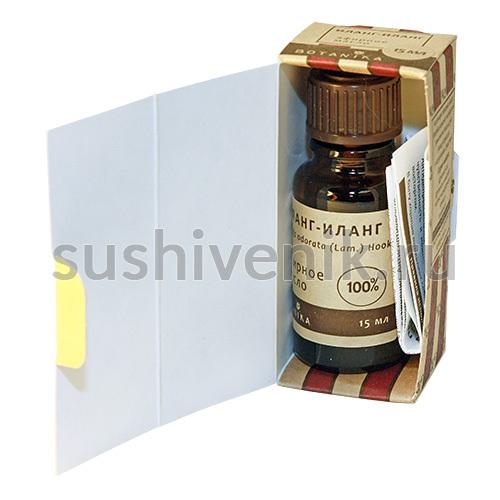 Ylang Ylang oil / Cananga odorata