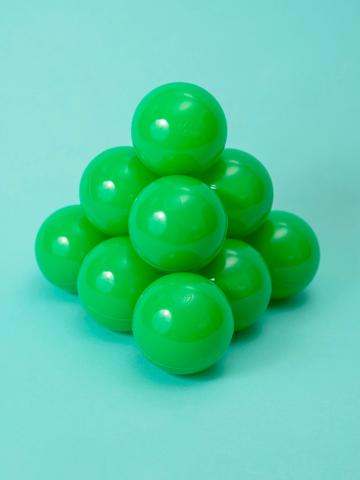 Шар зеленый комплект 50 шт.