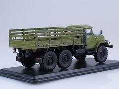 ZIL-131 flatbed truck green 1:43 Start Scale Models (SSM)