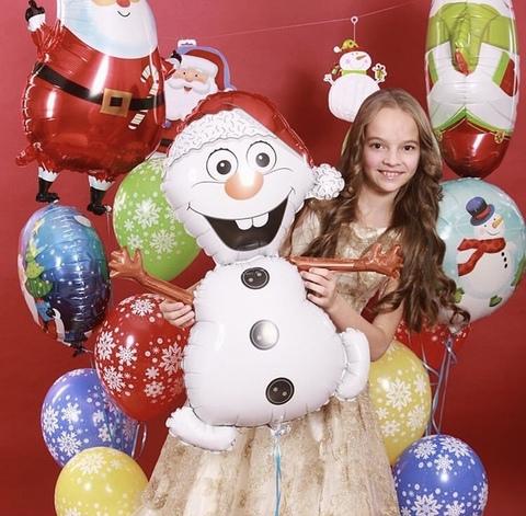 Снеговик #1598