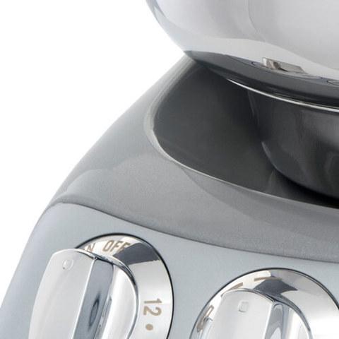 Миксер-тестомес Анкарсрум 1500 Вт с 2 чашами и автоматической регулировкой скорости