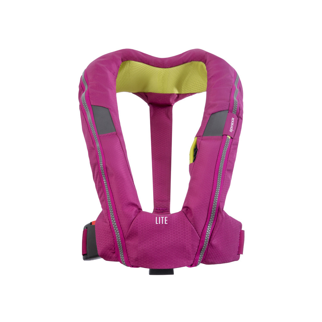 Deckvest Lite & Lite+ inflatable lifejacket