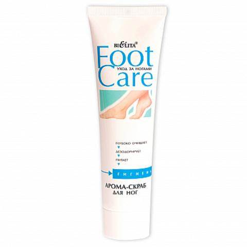 Белита Foot Care Арома-скраб для ног 100мл
