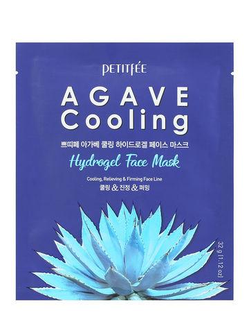 Гидрогелевая маска для лица с охлаждающим эффектом, 32г, PETITFEE